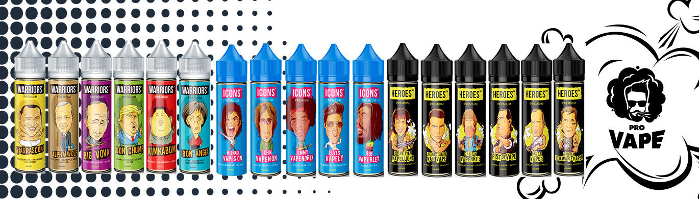 pro-vape-prichute-warriors-icons-heroes