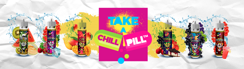 Příchuť Chill Pill Shake and Vape - G-Spot 20ml
