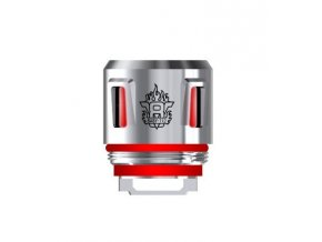 smok smoktech tfv8 baby t12 zhavici hlava 015ohm red light